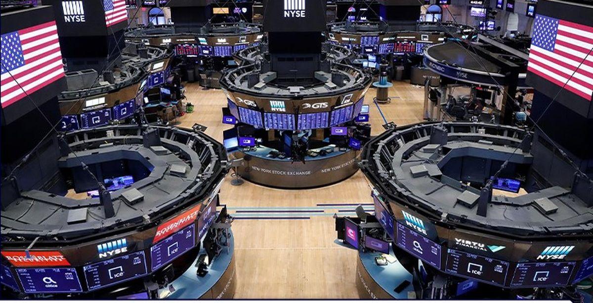 عقب نشینی یکپارچه بازارهای سهام ایالات متحده