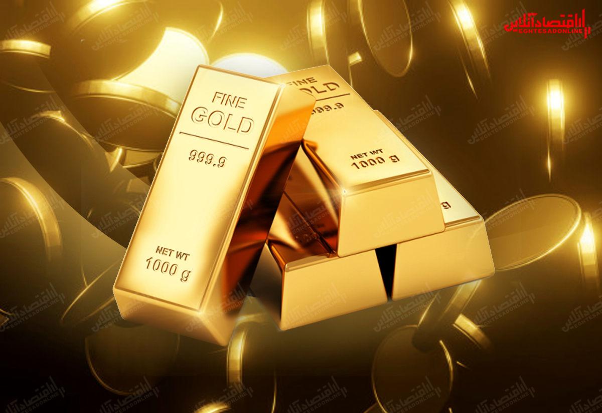 پیشروی قیمت طلا و سکه متاثر از دلار/ رکود بازار در آستانه تعطیلی محرم
