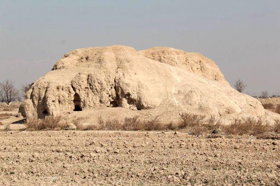 تپههای باستانی؛ بلای جان شهرداری، محل دپوی زباله
