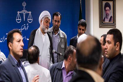 سومین جلسهی دادگاه پرونده فساد نفتی +تصاویر