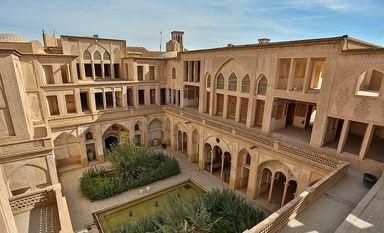 خانه تاریخی عباسی( کاشان)