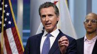 دستور خانهنشینی ۴۰میلیون شهروند کالیفرنیا صادر شد