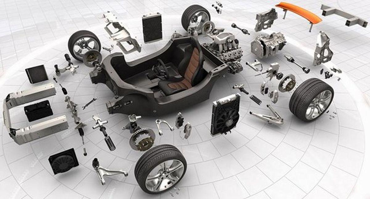 ۱۰ درصد؛ افزایش قیمت قطعات خودرو