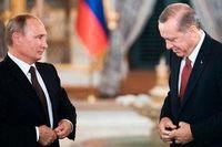 بیانیه مشترک پوتین و اردوغان درباره تنش بین ایران و آمریکا