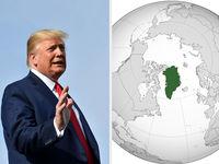 ترامپ به فکر خرید جزیره گرینلند از دانمارک