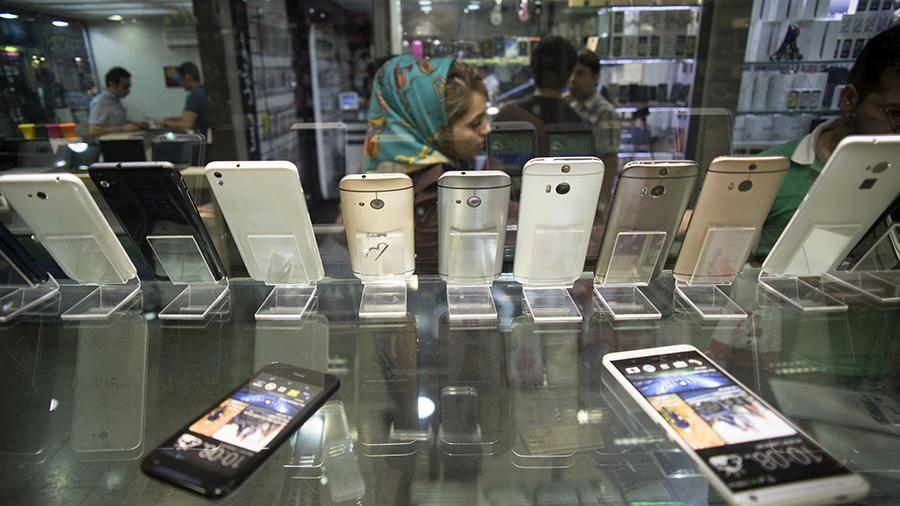 فروش تلفن های هوشمند در روسیه رکورد زد