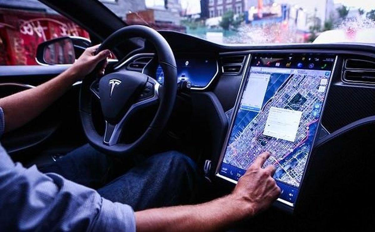نرمافزار موبایل برای کنترل سرعت خودرو