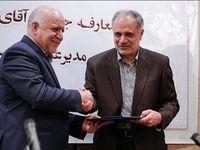 وزیر نفت از خدمات علی کاردر قدردانی کرد