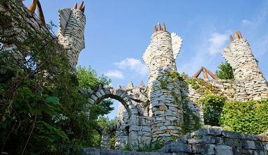 قلعه ای از سنگ در گوئیژو