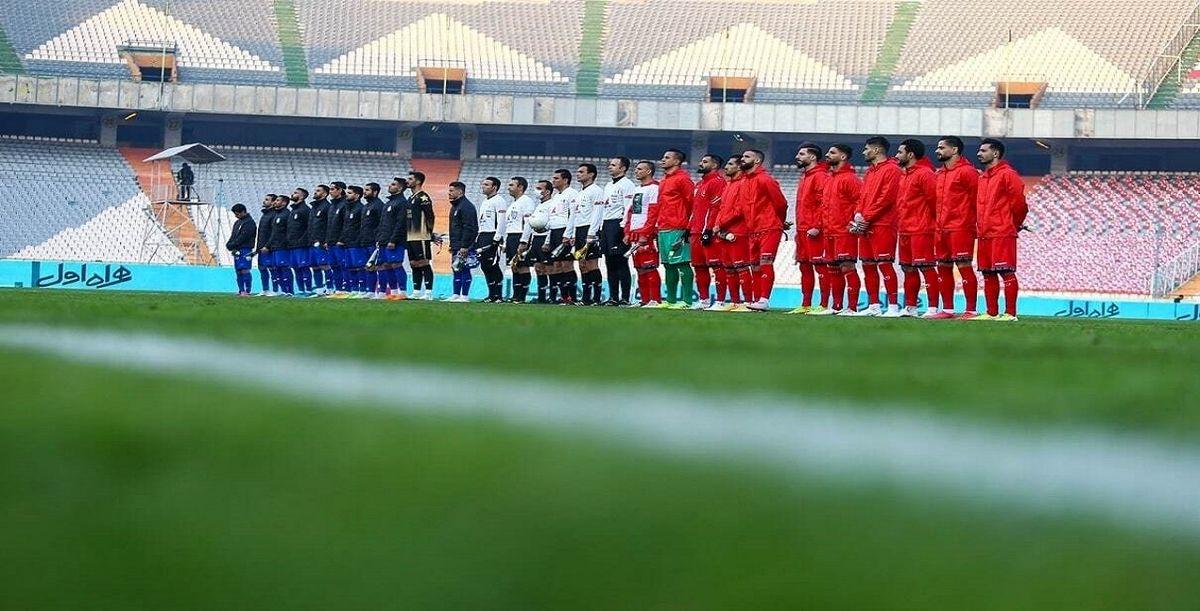 تیم پرسپولیس در رتبه ۱۰۱ و استقلال در رده ۲۰۰ جهان قرار دارند