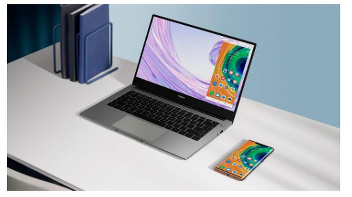 لپ تاپ هواوی میت بوک D۱۴ هماکنون در بازار ایران؛ ظاهر لوکس با قیمت اقتصادی