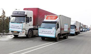 ارسال کمکهای غیرنقدی همراه اول به مناطق سیل زده