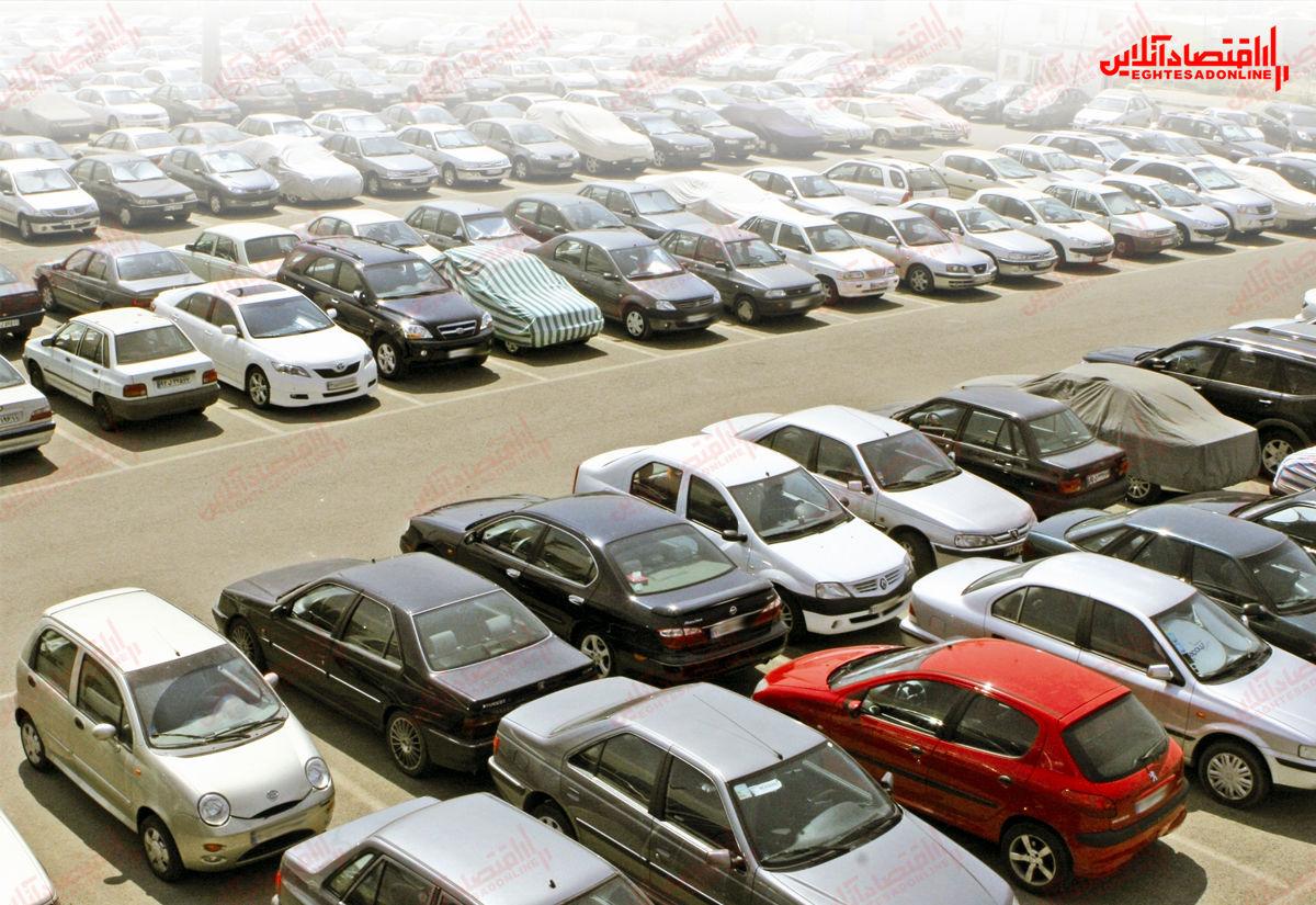 کاهش ۱تا ۳میلیونی قیمت خودرو در بازار