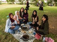 نگاهی متفاوت به زندگی روزمره در پایتخت عراق +تصاویر