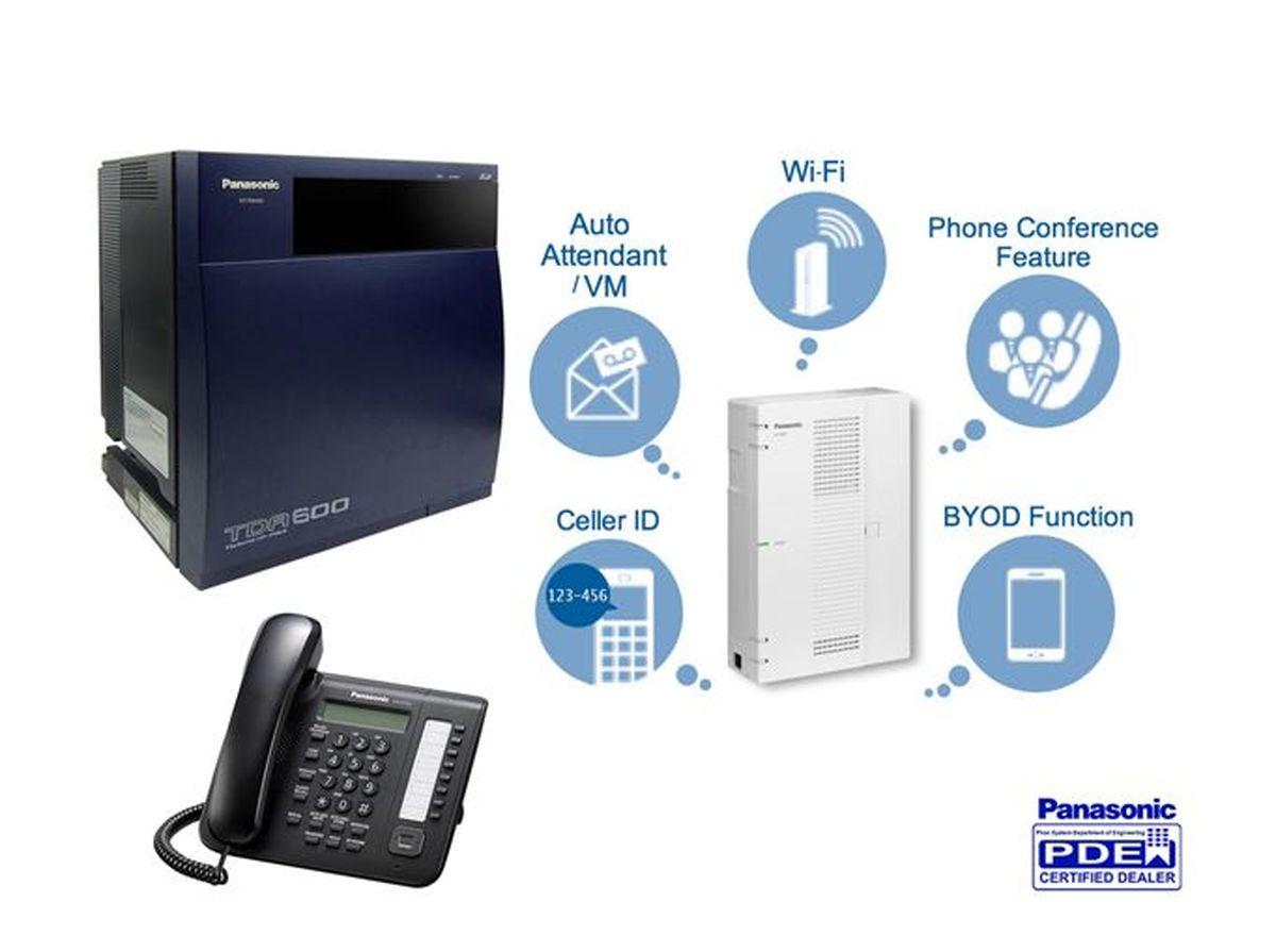 بهترین قیمت مرکز تلفن سانترال پاناسونیک و تلفن سانترال برای خرید با کیفیت و ارزان