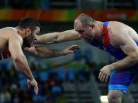 شکست یزدانی مقابل حریف آذربایجانی با ناداوری محض