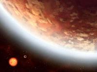 بخار آب در خارج از منظومه شمسی کشف شد