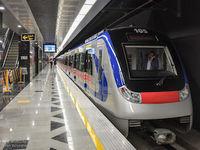 تغییر در ارایه خدمات خط۵ مترو تهران در ایام نوروز۹۷