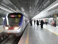 خودکشی نافرجام در متروی سهروردی