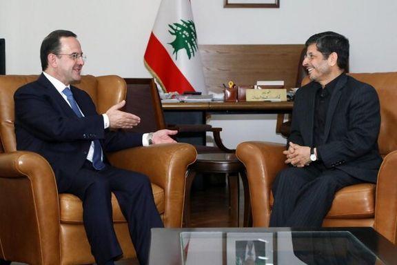 گسترش روابط گردشگری میان ایران و لبنان