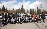 تجلیل از رانندگان حمل و نقل عمومی ذوب آهن اصفهان