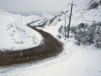 اخطاریه هواشناسی درباره بارش برف در مناطق کوهستانی