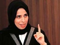 قطر: تهران بر خلاف ریاض دربحران اخیر، درهایش را بر روی ما گشود