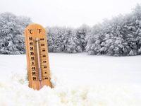 سرما در این استان کشور تا ۱۷درجه زیر صفر رسید