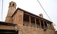 مسجد دو مناره  سقز +عکس