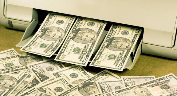 دلار کجا چاپ می شود؟ +تصاویر