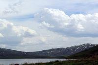 دریاچه نئور نگین گردشگری اردبیل +تصاویر
