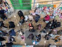 تب و تاب بازار اراک در آستانه نوروز +عکس