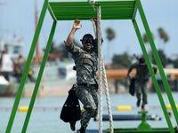 مسابقات غواصی ارتشهای جهان در نوشهر +تصاویر