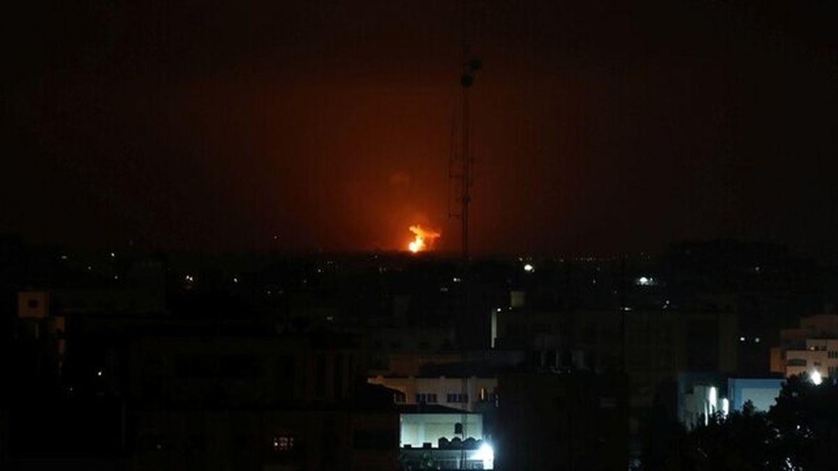 دومین روز حملات رژیم صهیونسیتی به غزه