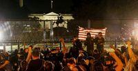 کنترل اعتراضات در آمریکا از دست خارج شده است
