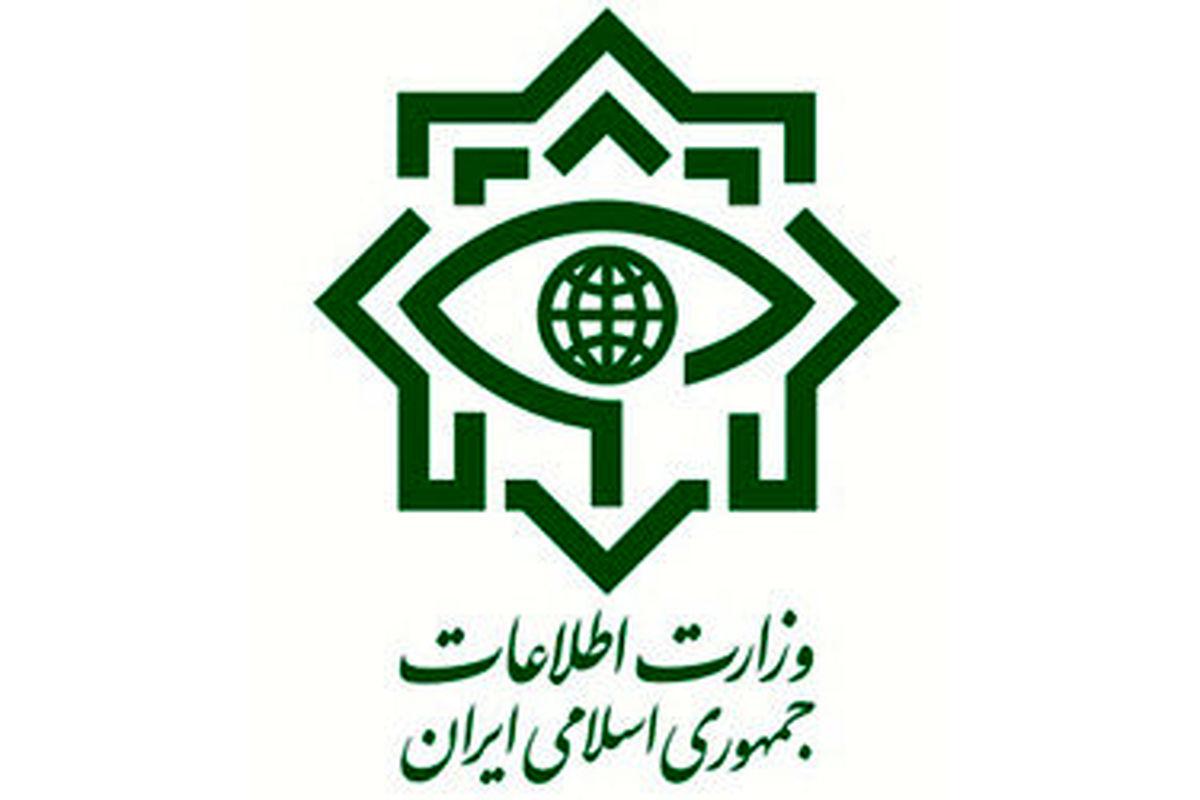 دستگیری سرکرده گروهک تروریستی تندر
