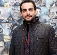 حامد کمیلی در نمایی از سریال «قبله عالم» + عکس