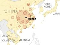آخرین شب قرنطینه در ووهان چین +فیلم