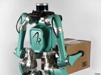 رونمایی از پیک رباتهای دوپا فورد! +فیلم