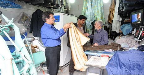 هشدار در خصوص خشکشوییهای غیرمجاز/ تهدید سلامت شهروندان/ کاهش ۴۰درصدی مراجعه مردم به لباسشوییها