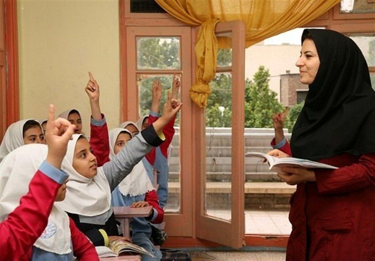 تایید حکم اعمال مدرک تحصیلی دوم معلمان