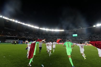 فینال جام ملتهای آسیا +تصاویر