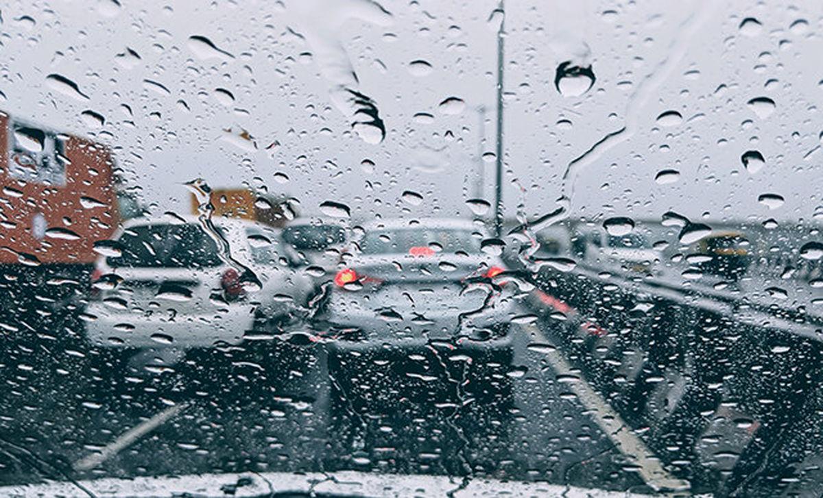 پیش بینی بارش باران در اکثر نقاط کشور