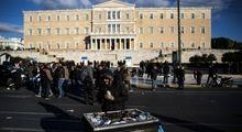 چهره ریاضت اقتصادی در یونان +عکس