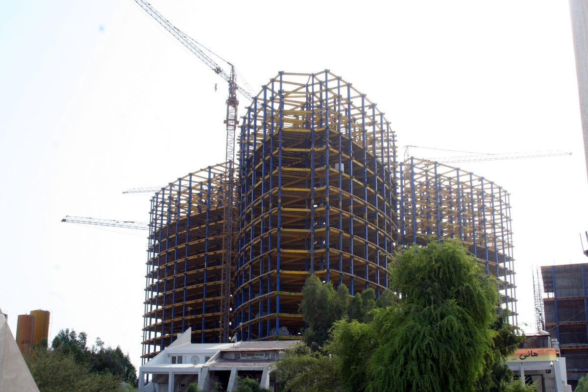 شاخص فعالیت های ساخت و ساز در نقطه ۳۸.۵قرار گرفت