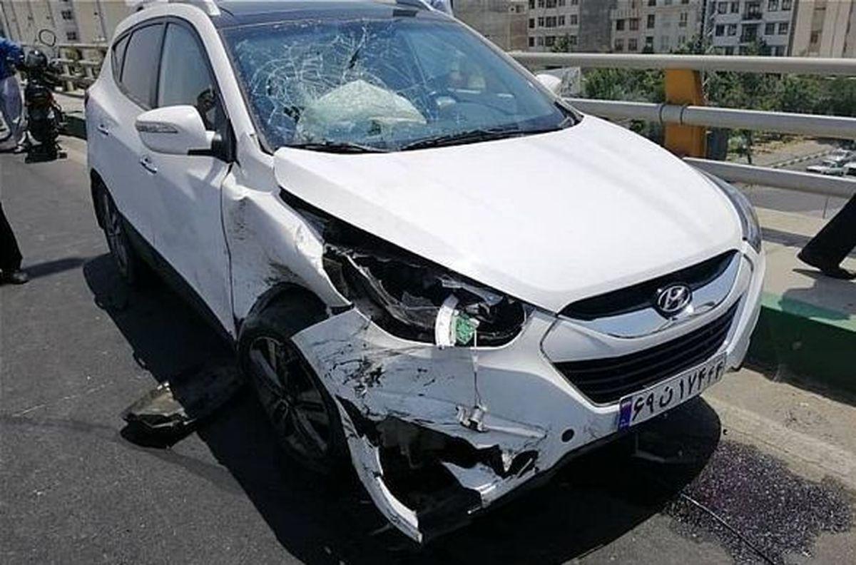 افت خودرو تحت پوشش بیمه نامه قرار نمیگیرد