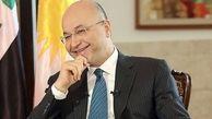 برهم صالح نامزد پست ریاست جمهوری عراق شد