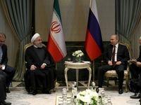 روحانی: همکاریهای ایران و روسیه در سطح راهبردی ادامه خواهد یافت/ تاکید بر ضرورت اجرای دقیق توافقات دو کشور در حوزههای اقتصادی، انرژی، حملونقل و ترانزیت
