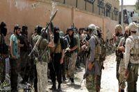 حمله تروریستها به مواضع ارتش سوریه در لاذقیه