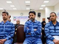 جلسه محاکمه متهمان تعاونی البرز ایرانیان +تصاویر